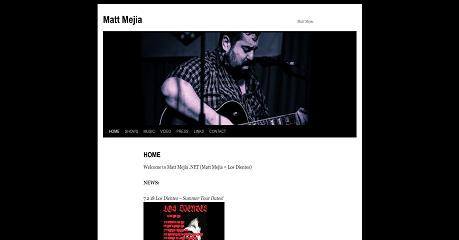 Matt Mejia